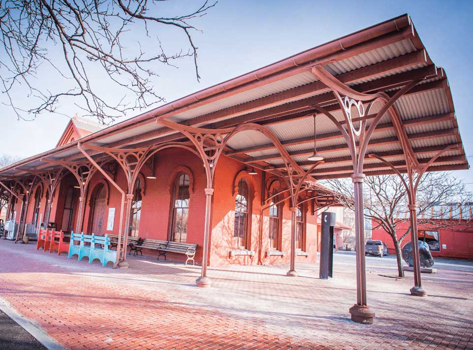 Amtrak Hudson Train Station | HUD | New York by Rail