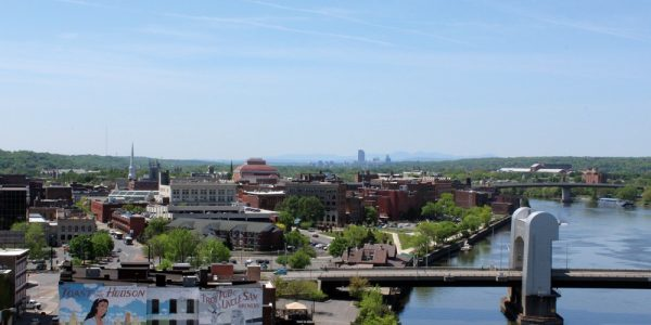 Downtown Troy - Rensselaer County NY
