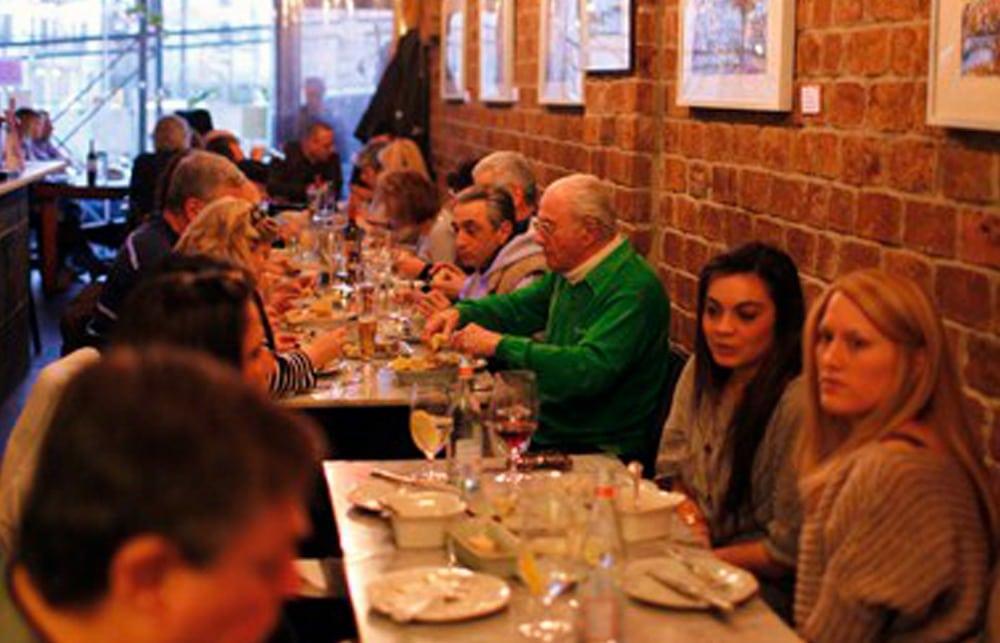 Enoteca Maria Restaurant Staten Island Ny