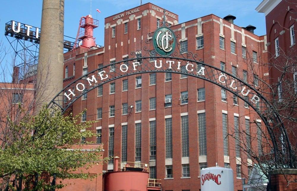F.X. Matt Brewing Co. - Saranac - Utica NY