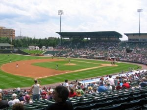 Frontier Field - Rochester, NY