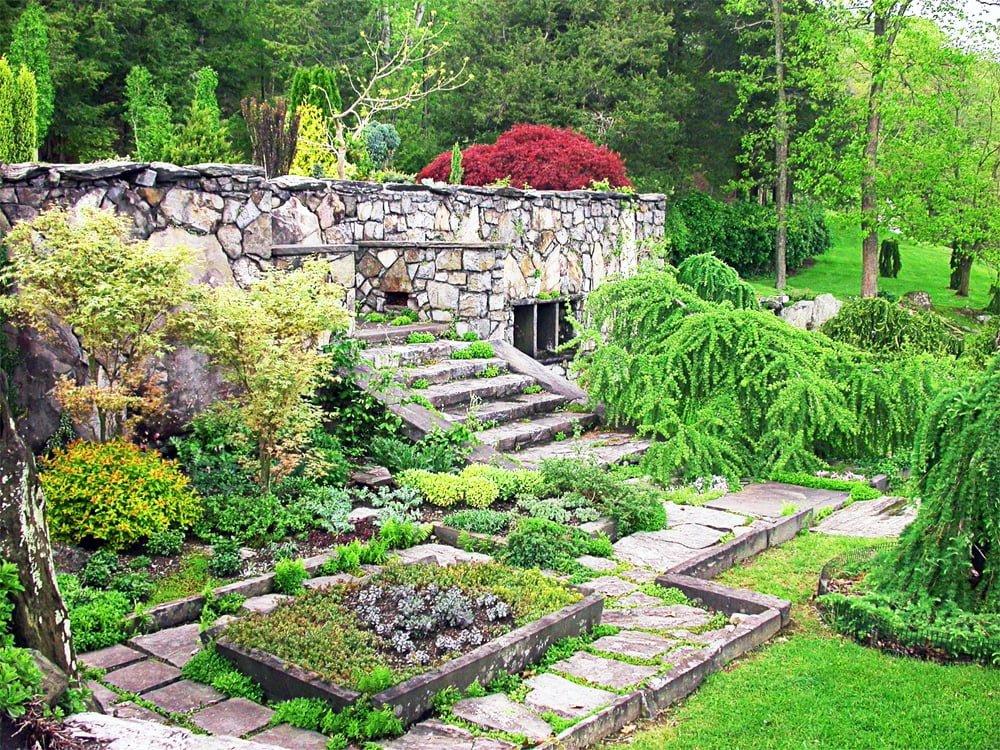 Innisfree gardens hudson valley new york by rail - Jardines japoneses zen ...