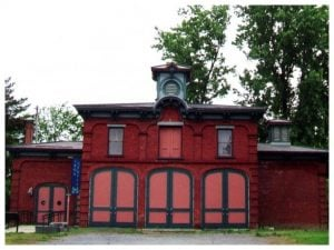 Iron Center Museum