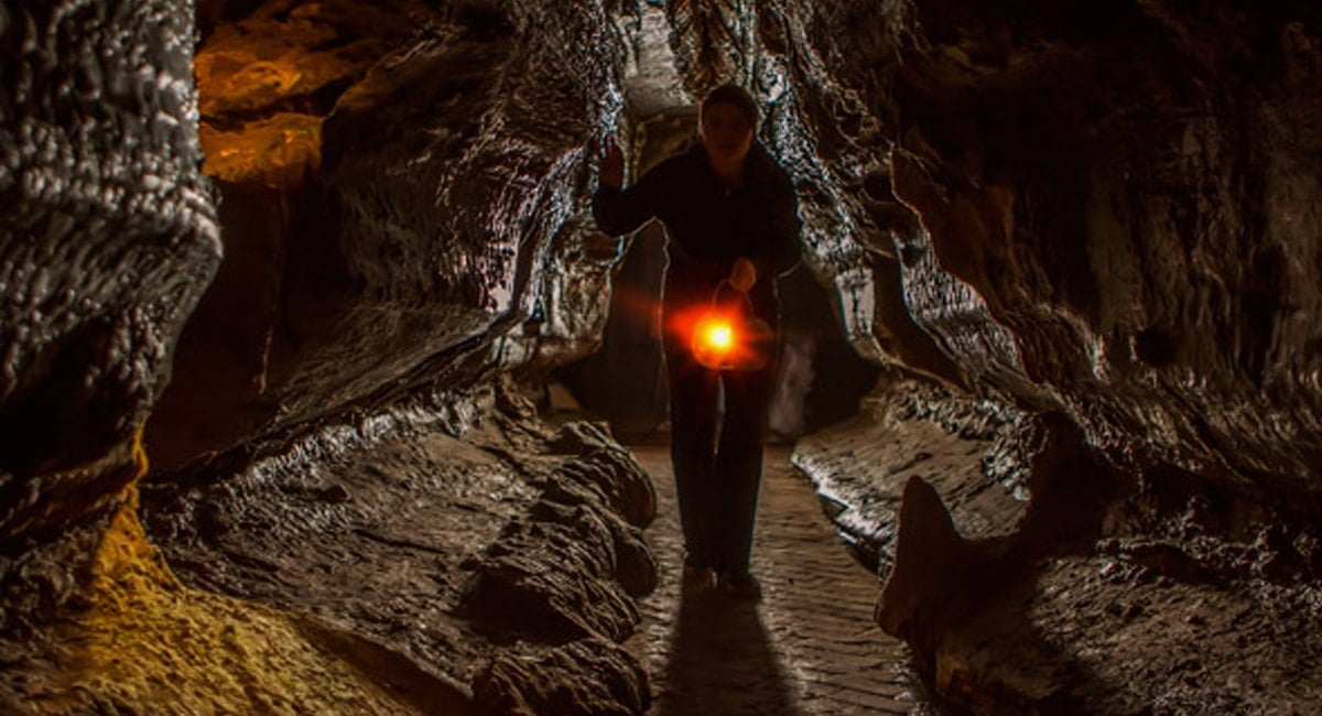 Lantern Tour Package | Photos from Howe Caverns