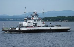 Port Kent Ferry