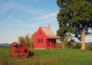 Saratoga Battleground | Photo Courtesy of Saratoga National Historical Park
