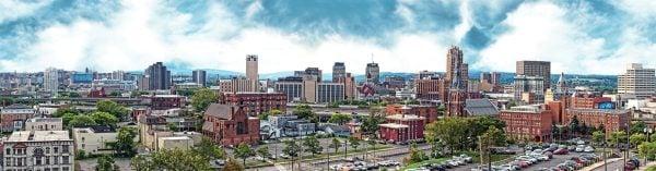 The City of Syracuse, NY