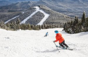 Rediscover the greatest ski experience in the east. | Photo from Whiteface Mountain