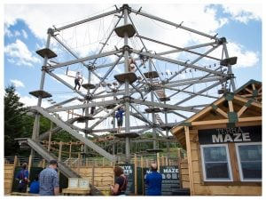 Adventure Center in Killington