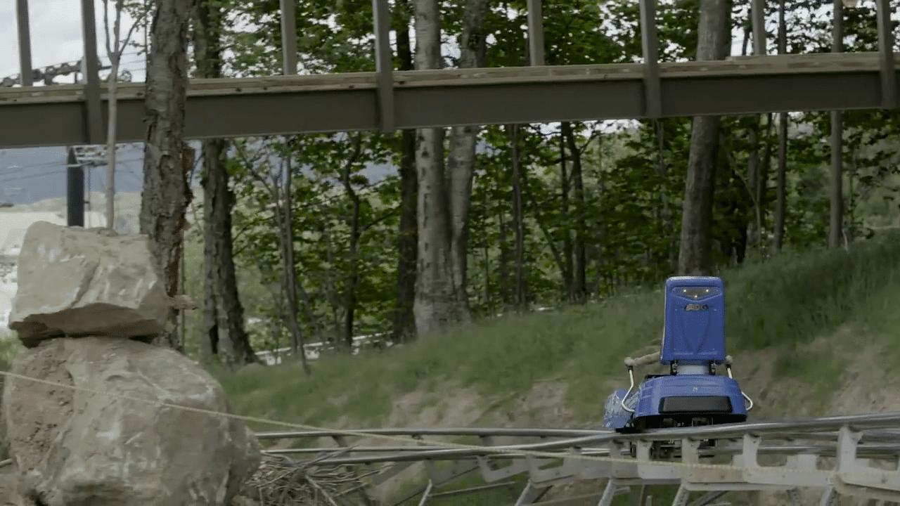 Adventure Center In Killington Vermont New York By Rail