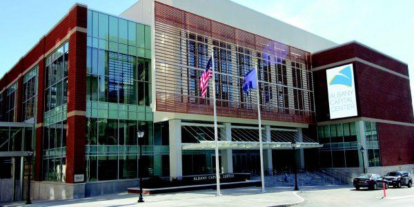 Albany Capital Center - Albany-Rensselaer