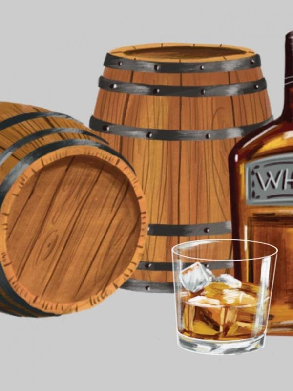 Whiskey Barrel - Craft Beverages