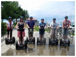 Burlington Segway Tours