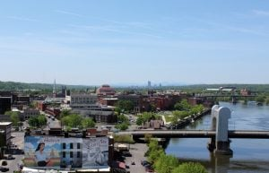Downtown Troy