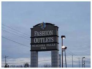 Fashion Outlets of Niagara Falls USA