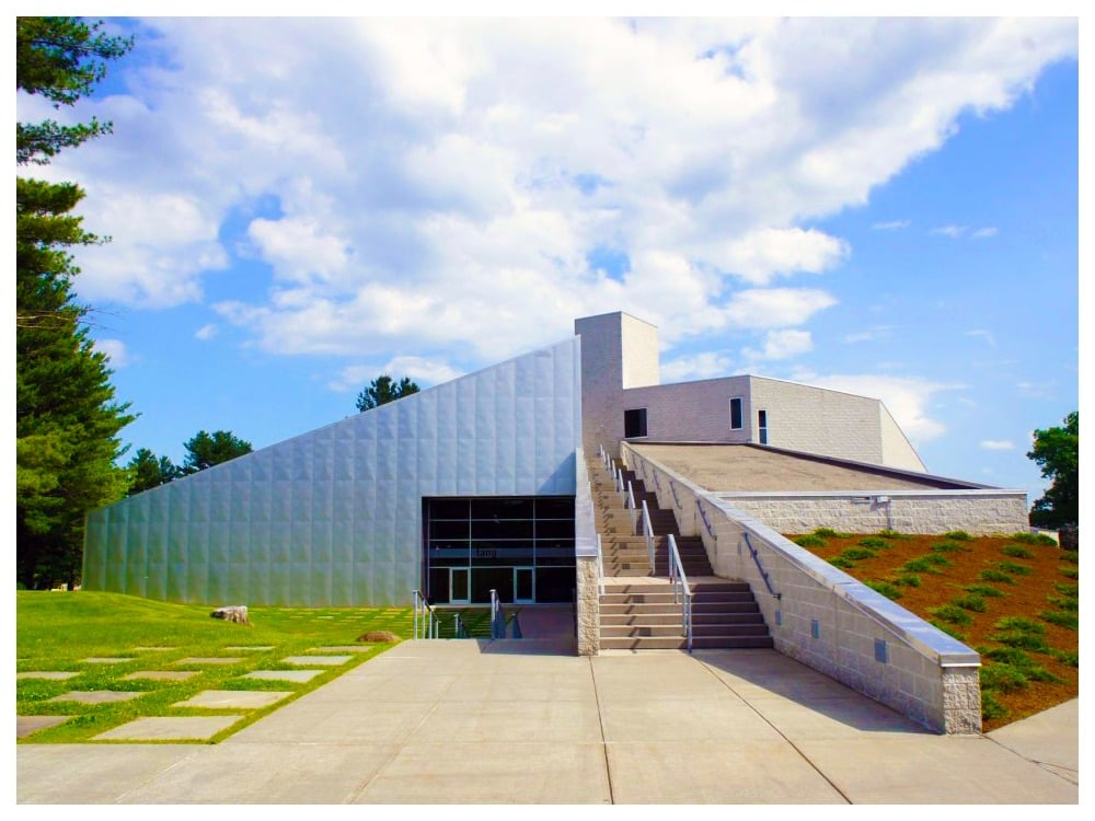 Frances Young Tang Teaching Museum and Art Gallery at Skidmore College
