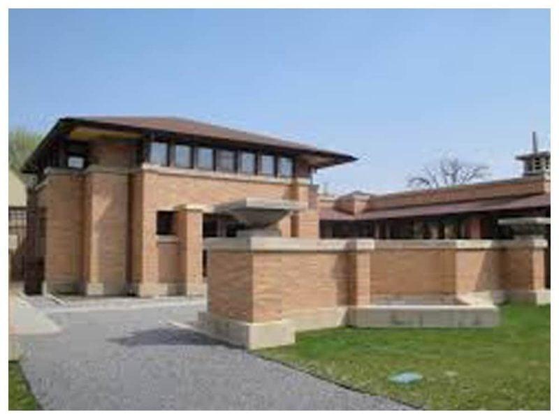 Frank Lloyd Wright's Darwin D. Martin House – Buffalo New York