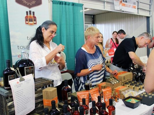 Hudson Valley Wine & Food Festival Travel Package