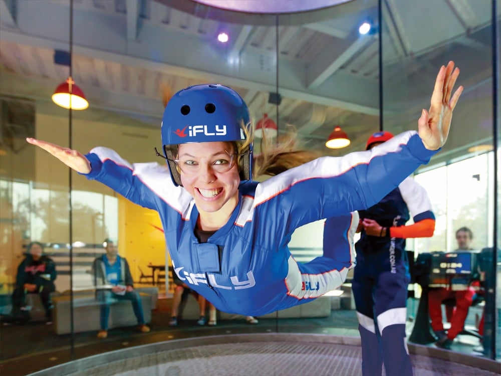 Things To Do In Westchester Today >> iFly Westchester | Hudson Valley | New York by Rail