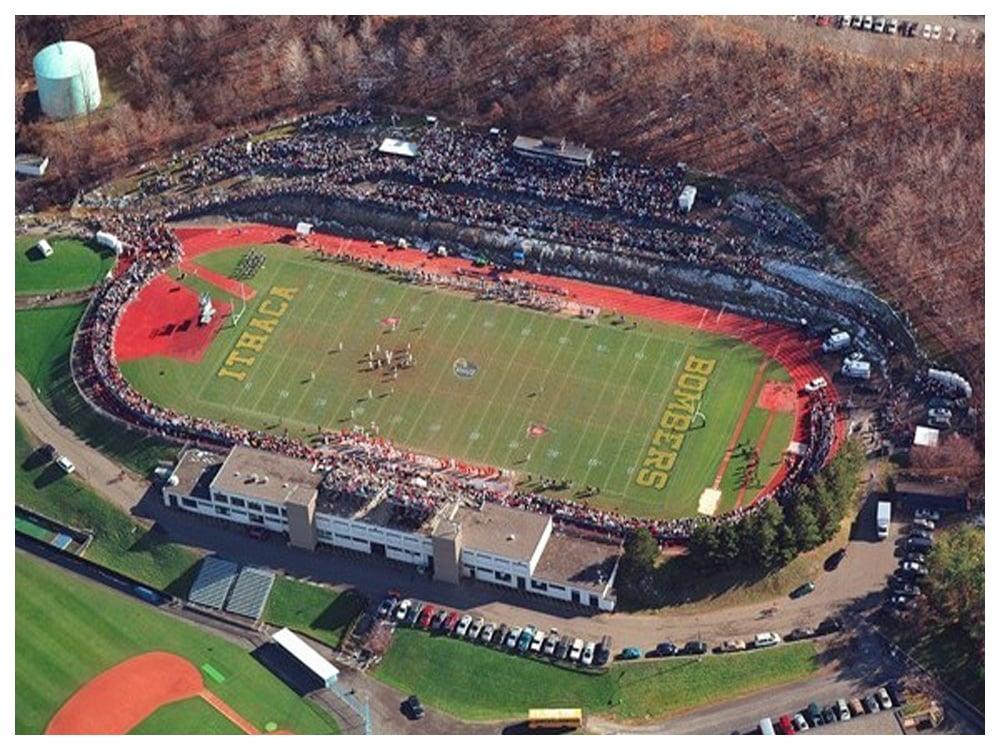 Butterfield Stadium Syracuse New York By Rail
