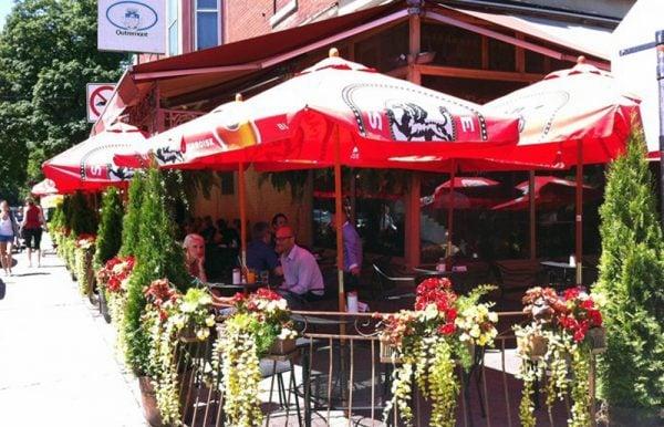 Figaro Restaurant Montreal