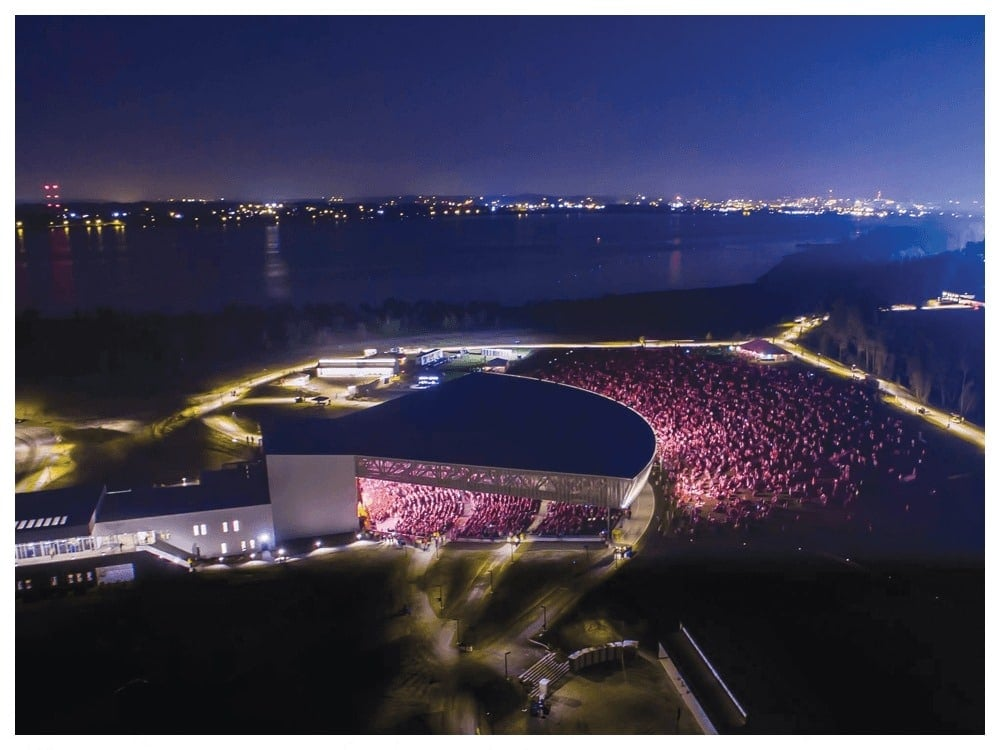 Lakeview Amphitheatre