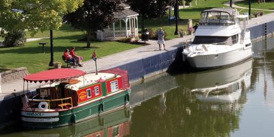 Legendary Erie Canal Travel Package