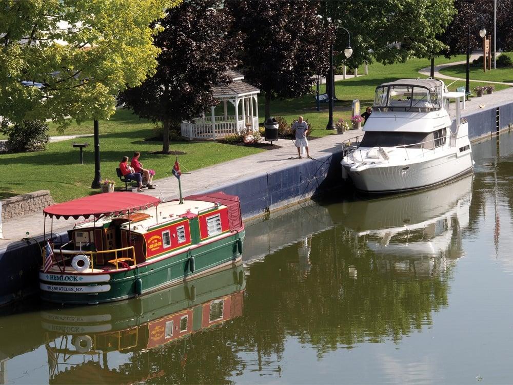 Legendary Erie Canal