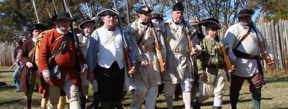 Memorial Day at Fort Ticonderoga