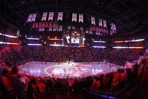 Montreal Canadiens at Centre Bell