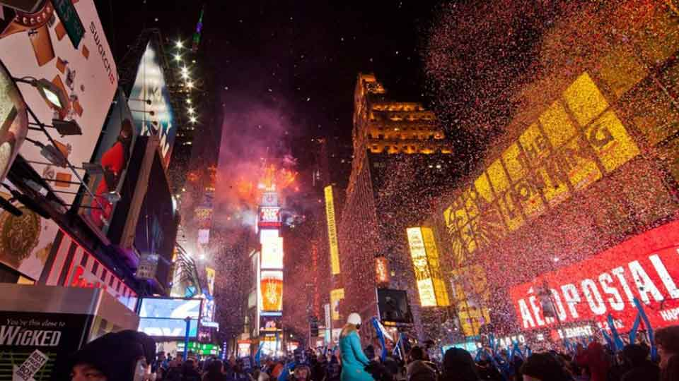 New Years Eve Times Square
