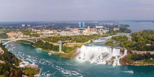 Niagara Falls' 125th Birthday