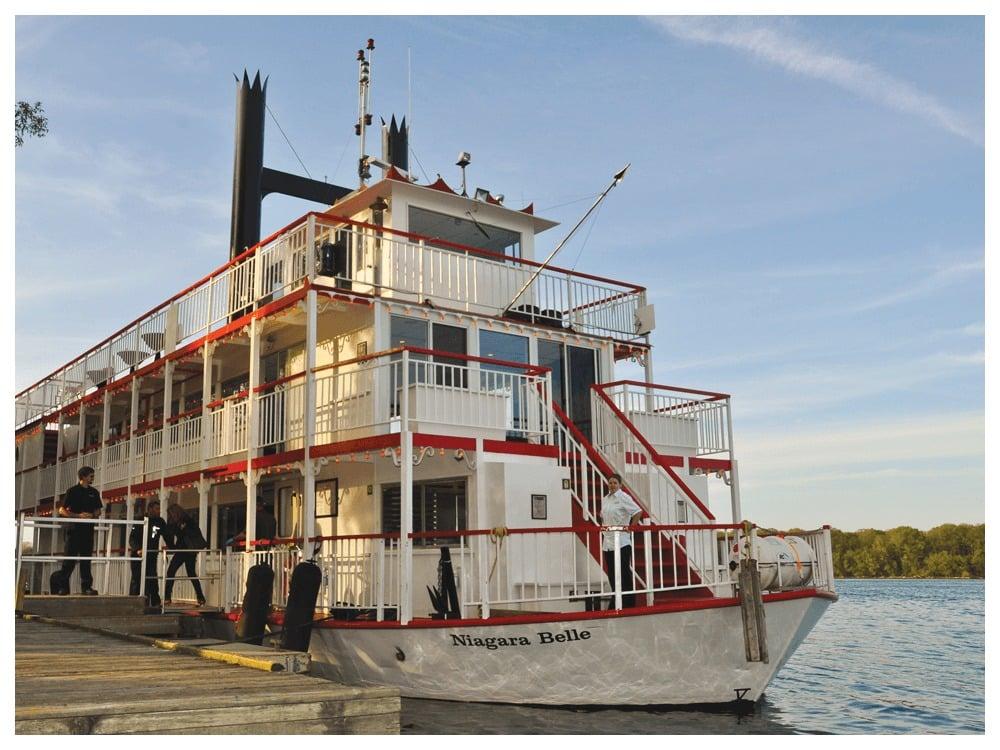 Niagara Belle Sunset Cruises