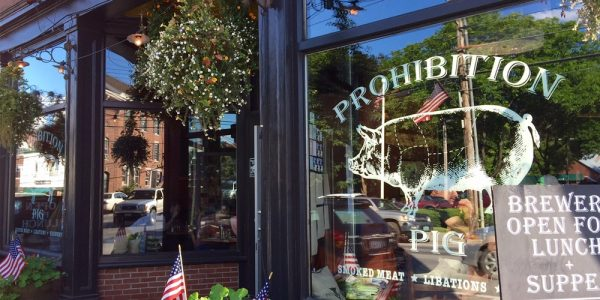 Prohibition Pig Smoked Meat & Libations