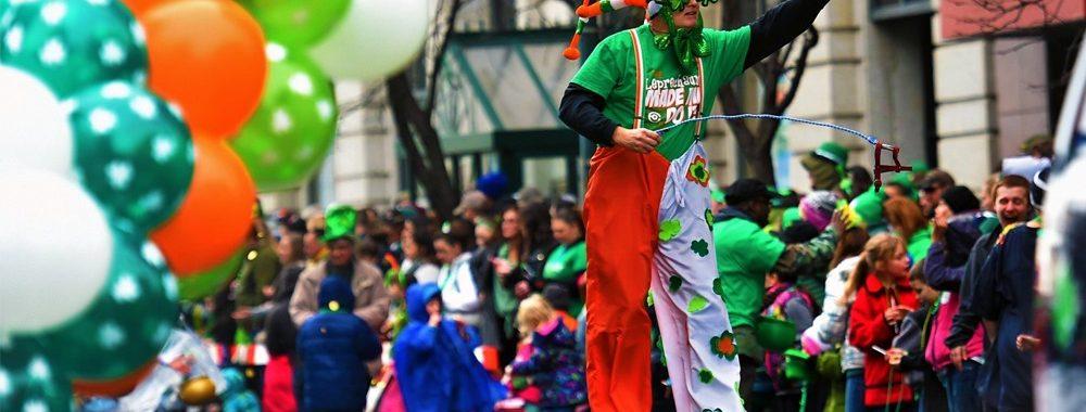 Syracuse St. Patrick's Day Parade