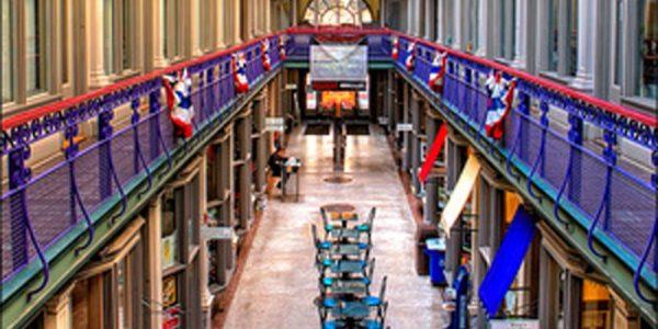 The Market Arcade