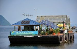 The Science Barge