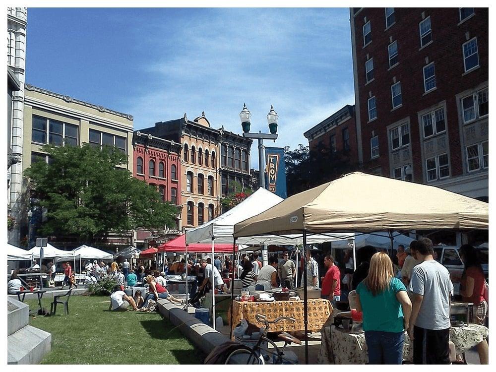 Troy Waterfront Farmers Market
