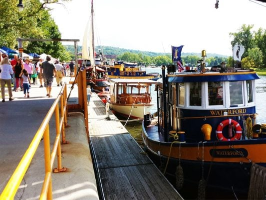 Tugboat Roundup Travel Package