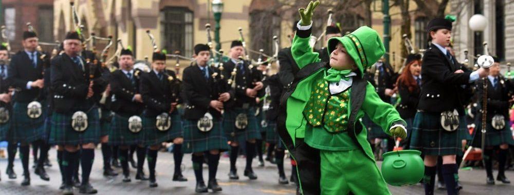 Utica St. Patrick's Day Parade