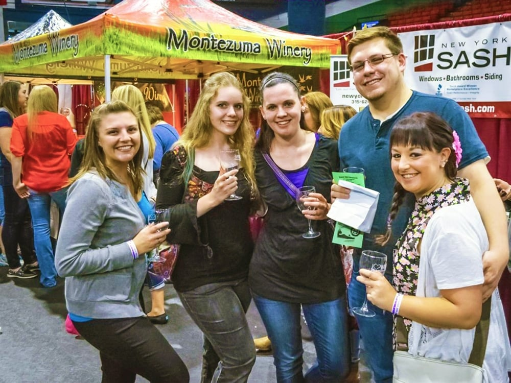 Utica Wine and Chocolate Festival | New York by Rail