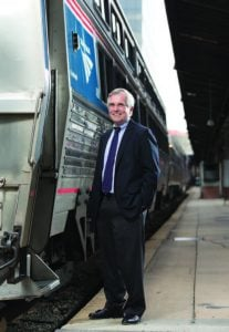 Wick Moorman - President and CEO of Amtrak