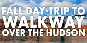 2017/2018   Walkway Over the Hudson   Fall Day-Trip