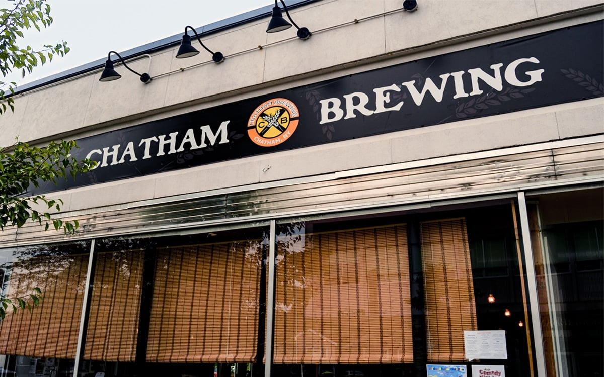 A cornerstone of the surrounding community, Chatham Brewing Co. in Columbia County celebrates its 10th anniversary in 2017. | Photo by Andrew Frey