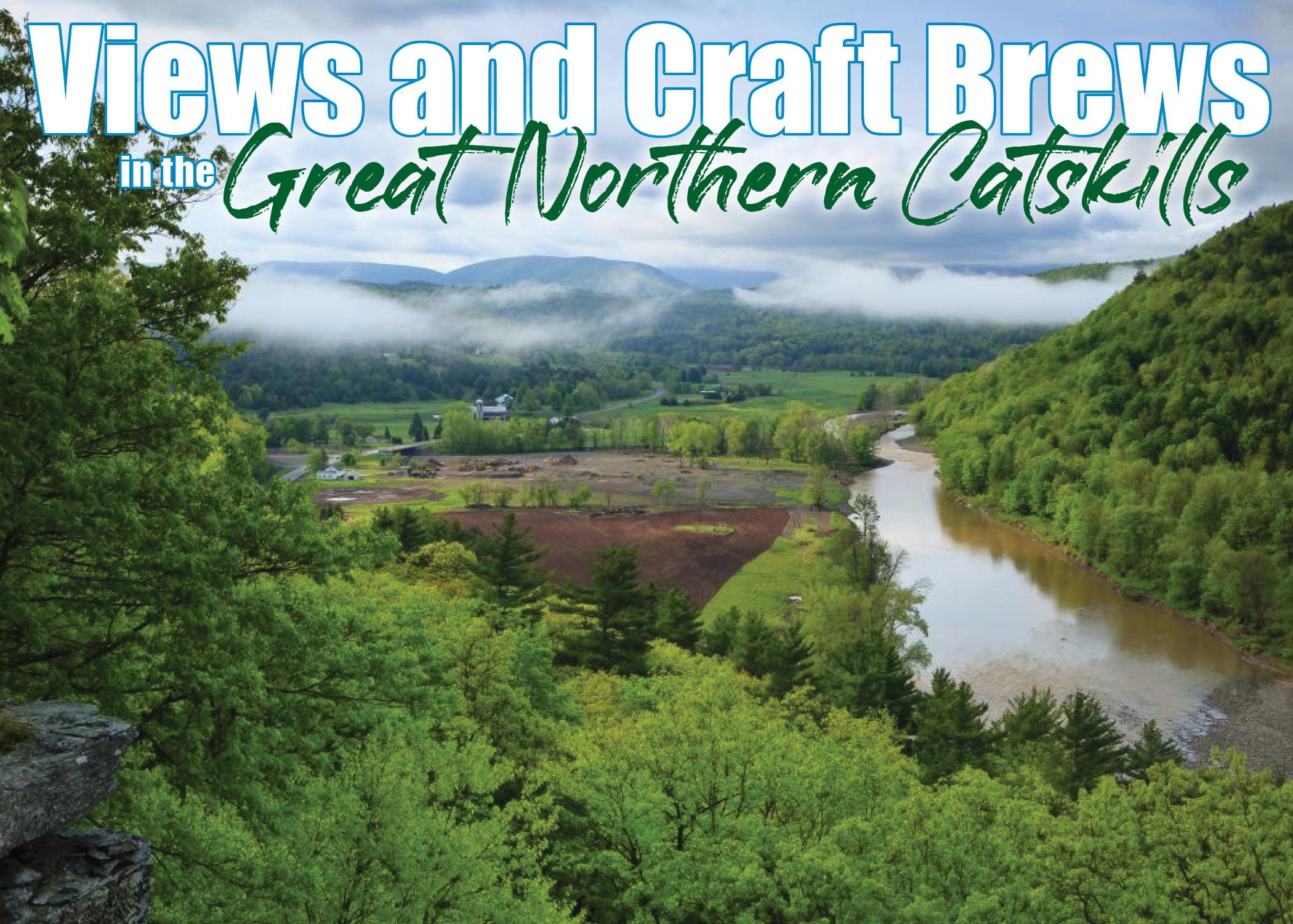 Catskills Breweries Header