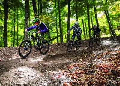 Windham Mountain Biking