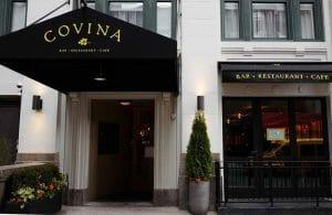 Covina Bar and Restaurant at Park South Hotel