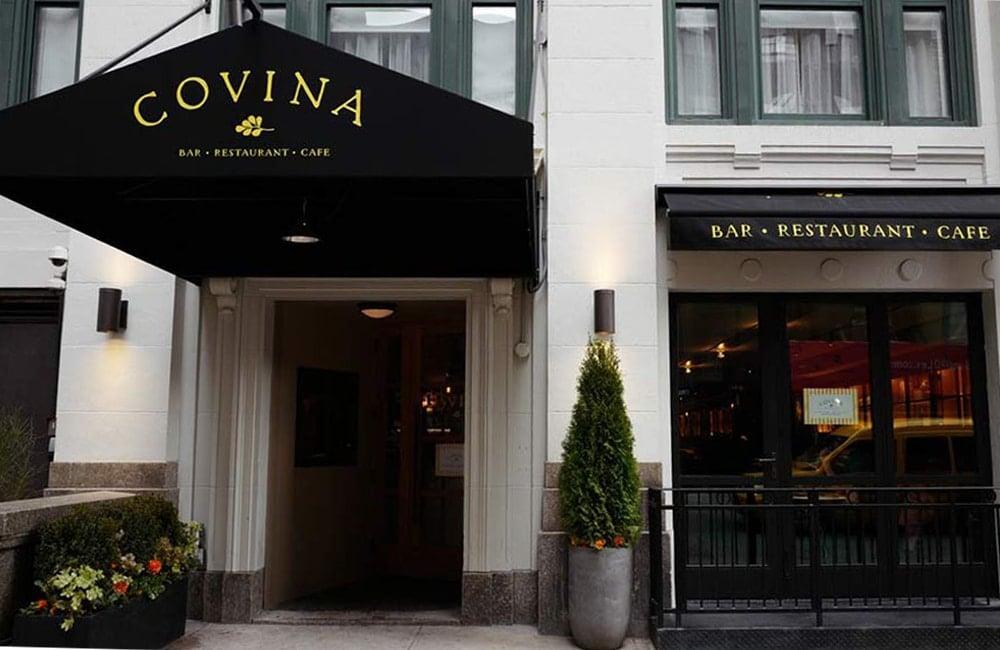 covina bar restaurant new york city new york by rail. Black Bedroom Furniture Sets. Home Design Ideas