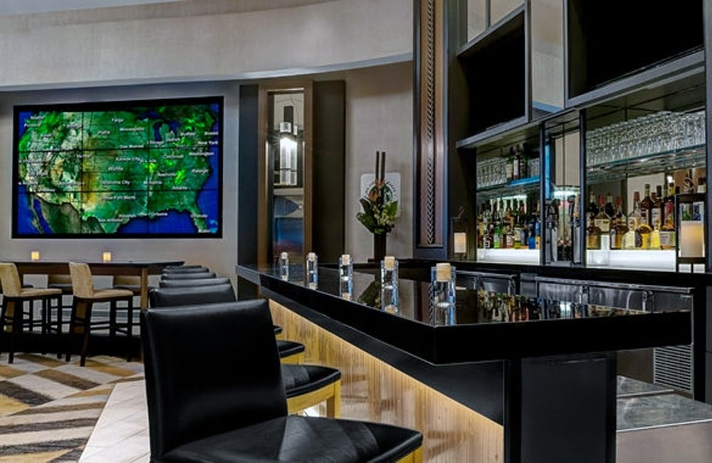 Ginger's Restaurant at DoubleTree Suites Times Square. | Photo from DoubleTree Suites by Hilton: New York City - Times Square