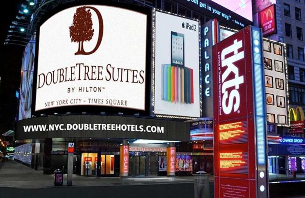 DoubleTree Suites by Hilton: TSQ | New York City | New ...